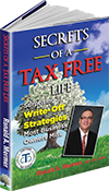 secrets of a tax free life book cover