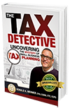 tax detective book cover