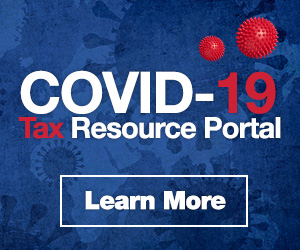 COVID-19 Tax Resource Information